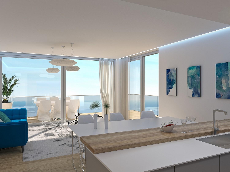 Новое строительство квартира на продажу в Фуэнхирола, Малага
