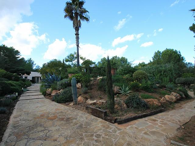 Lloguer d'una vila al costat del camp de golf d'Eivissa, Cala Llonga