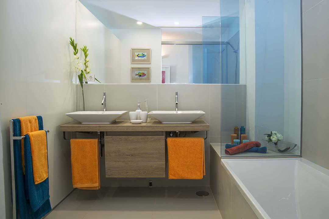 Новые строительные квартиры на продажу в Фуэнхирола, Малага