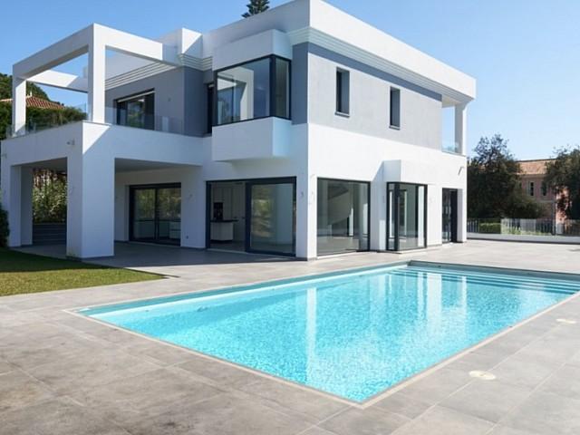 Villa de Obra Nueva en Venta en Marbella, Malaga