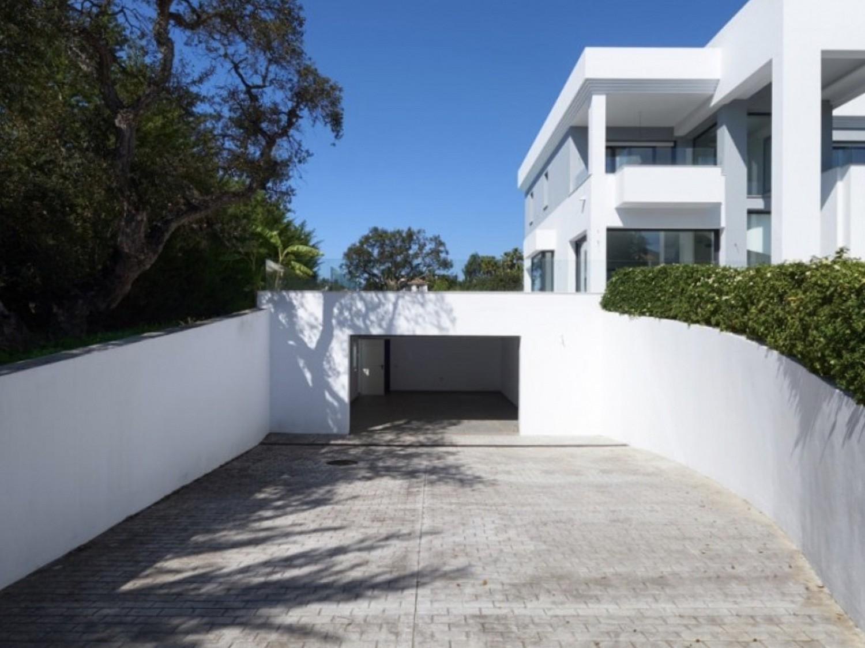 Новая строительная вилла на продажу в Марбелье, Малага