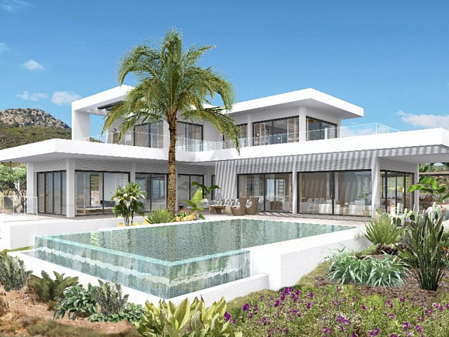 New Construction Villa for Sale in Benahavis, Malaga