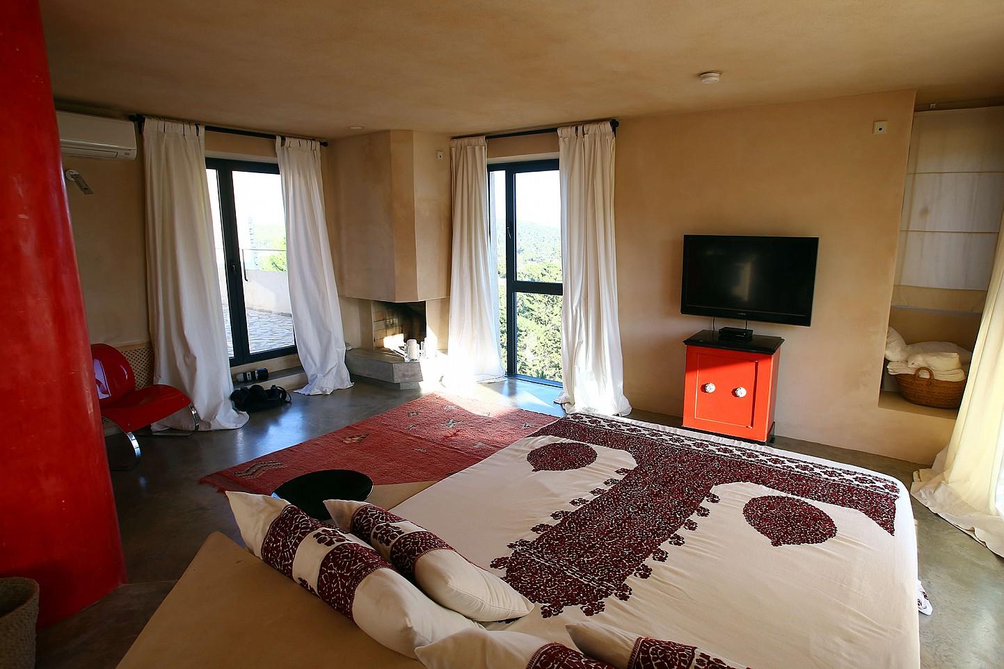 Fantàstic dormitori solejat