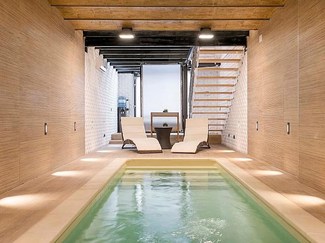 Роскошный дуплекс в аренду в Ла Саграда Фамилия, Барселона