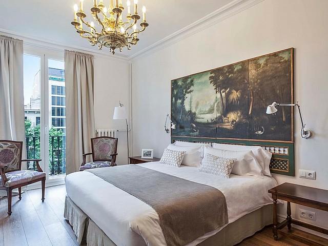 Apartamento de luxo para alugar no Paseo de Gracia, Barcelona