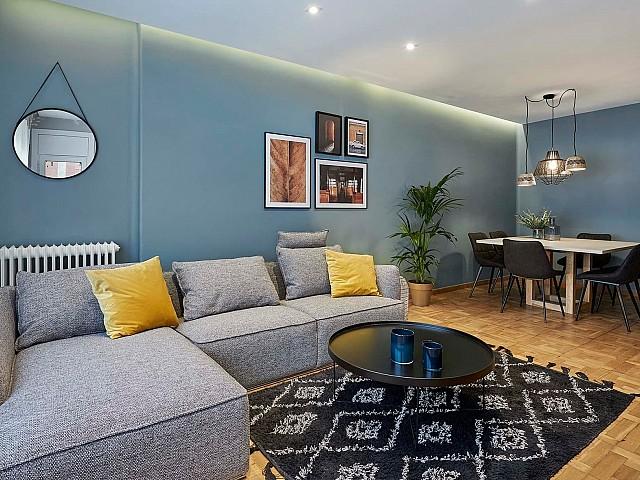 Rent flat in eixample derecho Barcelona