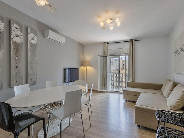 Wohnung zu vermieten im Eixample Izquierdo, Barcelona.