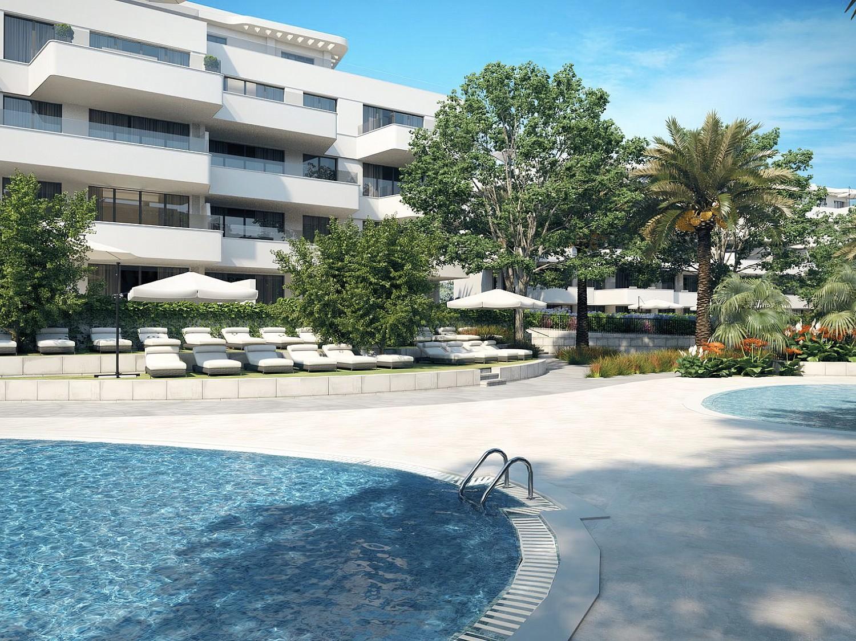 Квартиры на продажу в Ла Кала де Михас, Михас, Малага