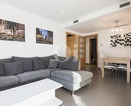 Apartament d'obra nova amb garatge en venda a Tiana, Maresme