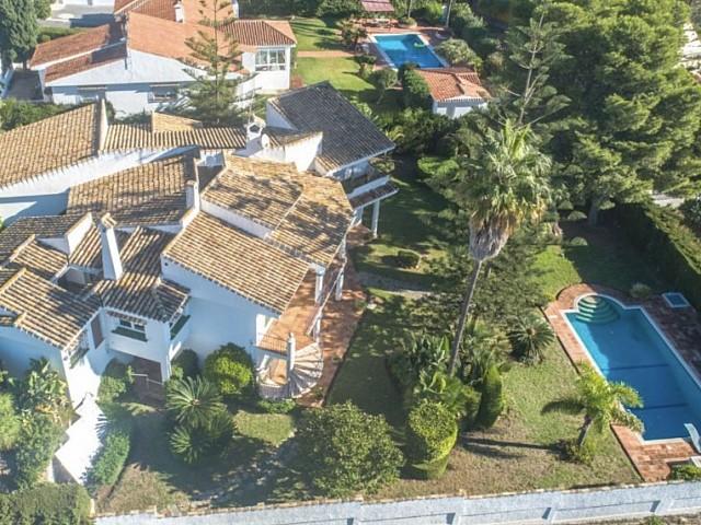 Villa te koop in de hoofdstad van Málaga, Spanje
