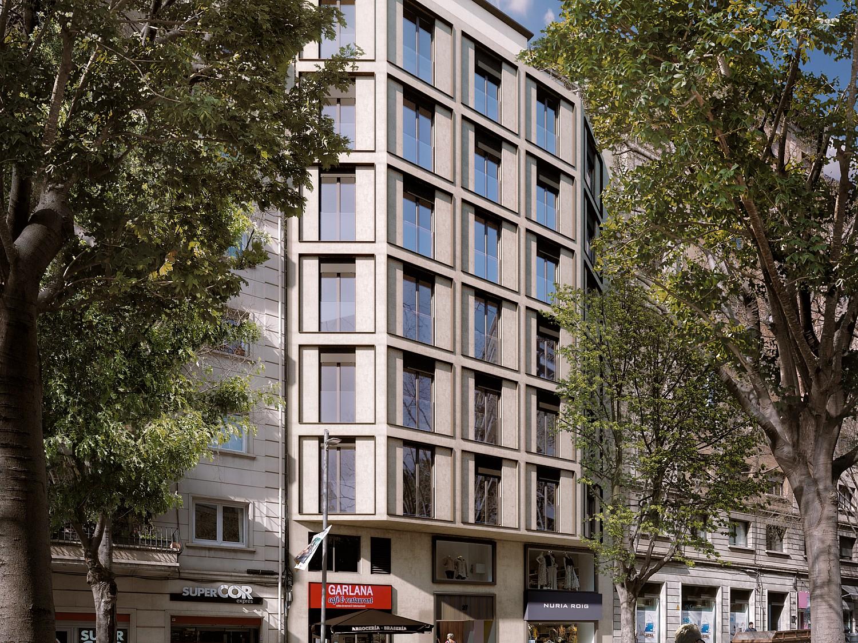 Накладка на продажу в Педральбес, Барселона.