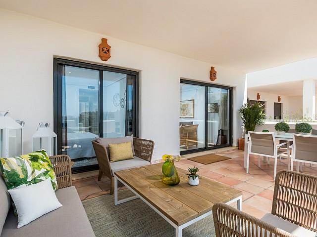 Neubau Penthäuser und Wohnungen zum Verkauf in Estepona, Malaga