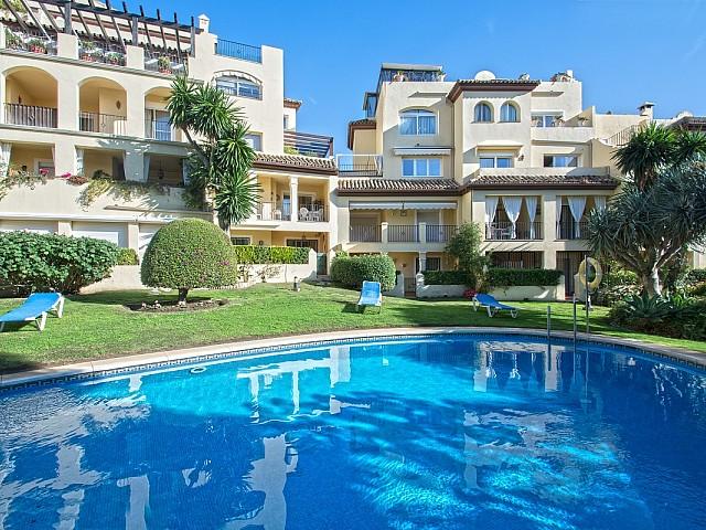 Wohnung zum Verkauf in Guadalmina Alta, Marbella, Málaga