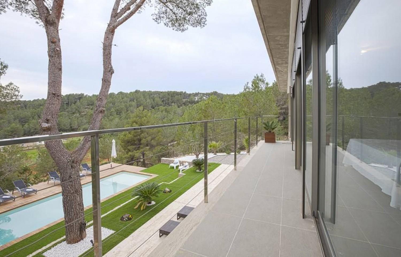 Alquiler de exclusiva villa en santa gertrudis ibiza oi realtor Villa jardin donde queda