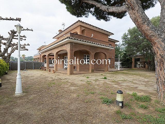 Huis te koop in Cabrils, Maresme.