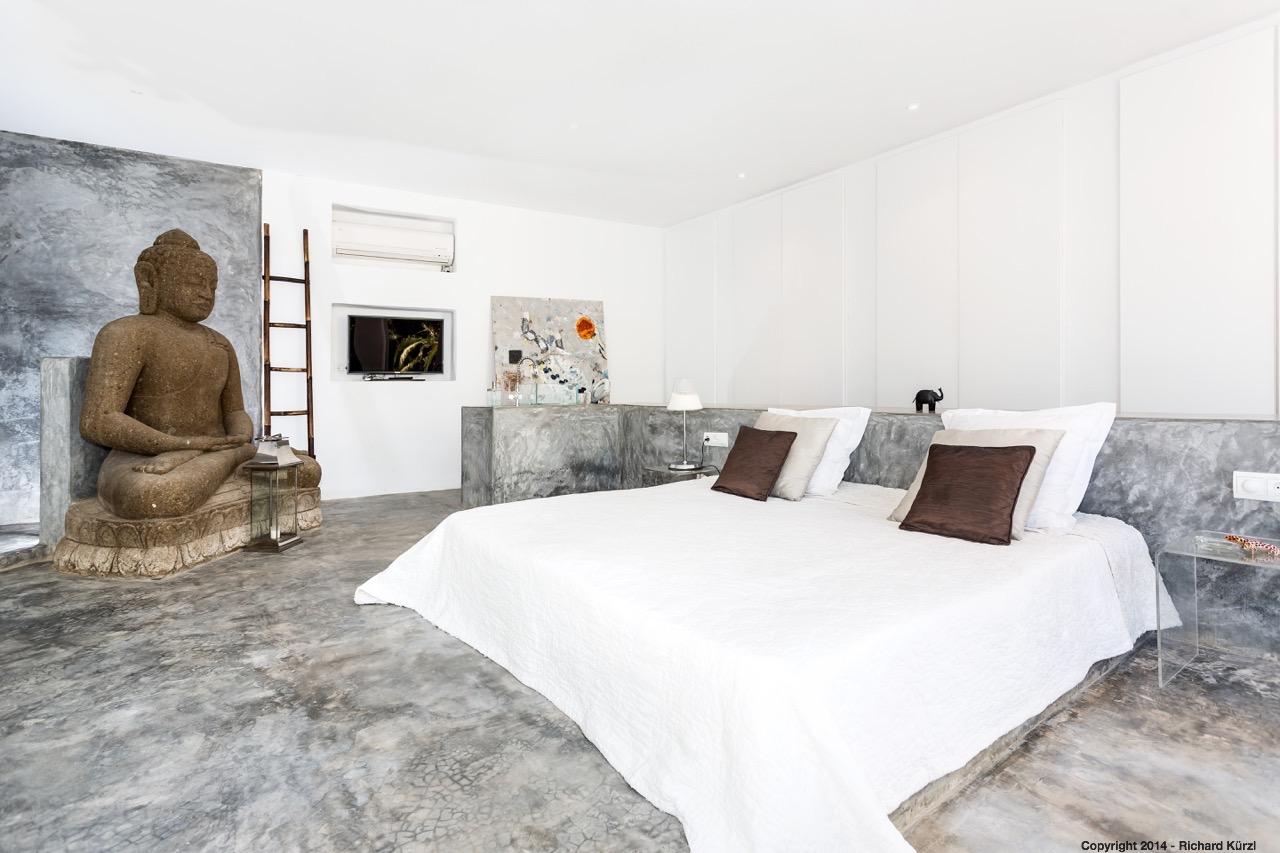 Dormitori 1 molt espaiós i lluminós