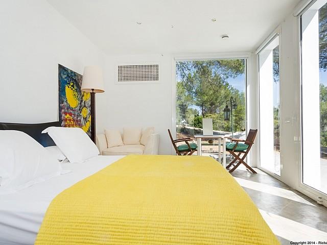 Dormitori 3 molt ampli i solejat