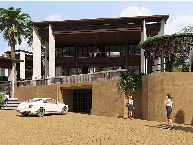 Nieuwbouw villa's te koop in Puerto Banus, Marbella, Malaga
