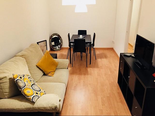 Schöne Wohnung zur Miete im Eixample Izquierdo.