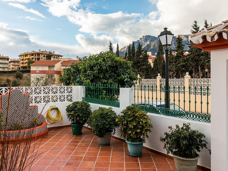 Продается вилла в центре Марбельи, Малага