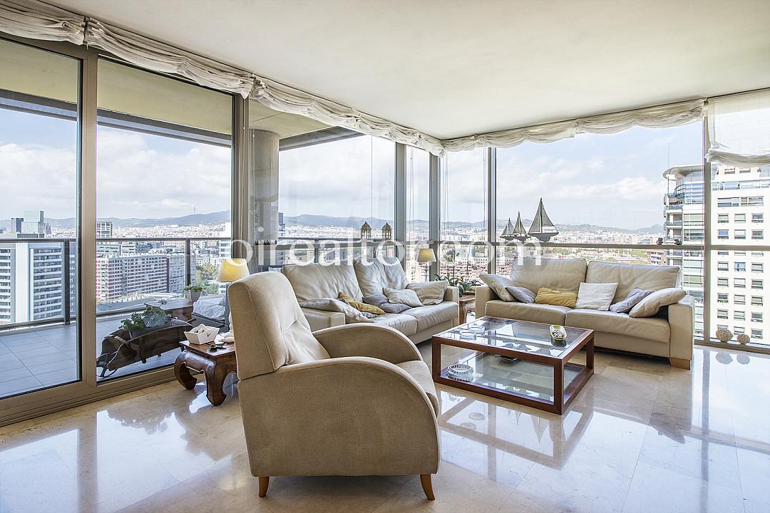 Квартира на продажу в районе Диагональ Мар, Барселона