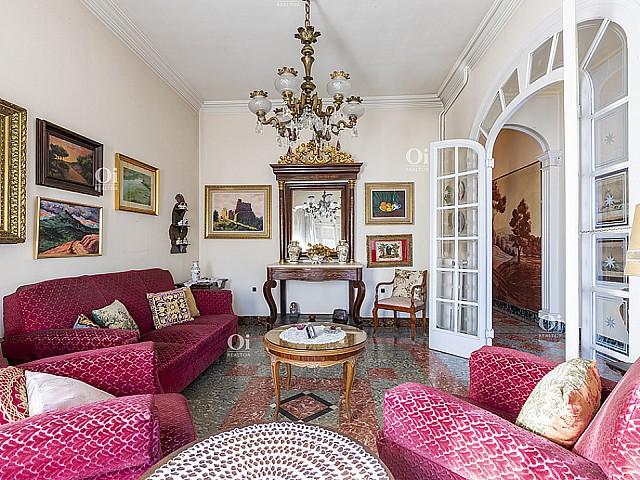 Exclusief en uniek groot huis in de Riera de Mataró.