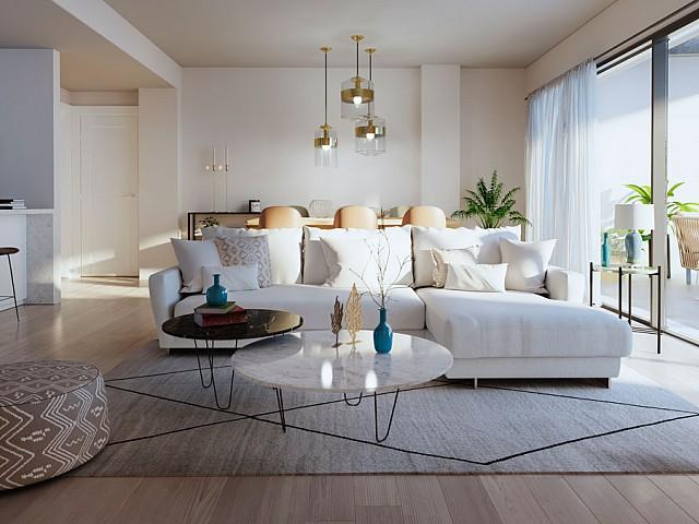 Appartements de nouvelle construction à vendre à Cala de Mijas, Málaga