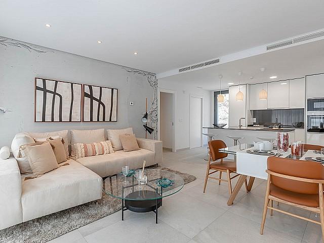 Apartamento Obra Nueva en Venta en Benahavis, Malaga
