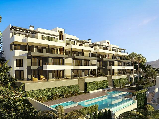 Appartements de nouvelle construction à vendre à Estepona, Malaga