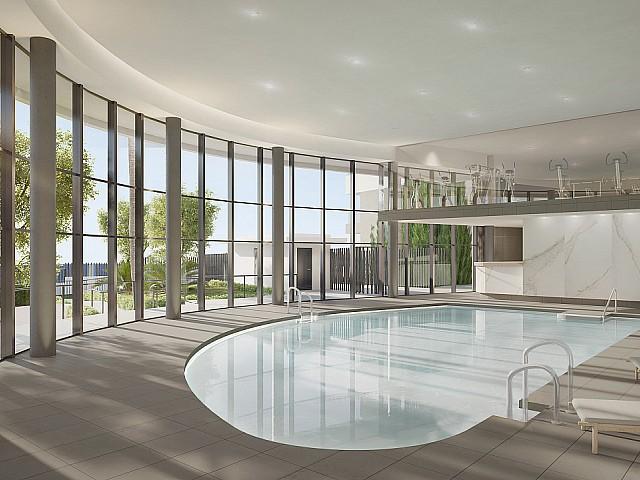 Apartamento de Obra Nueva en Venta en Estepona