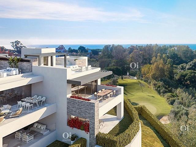 Apartamento en Venta en CaboPino, Marbella, Málaga