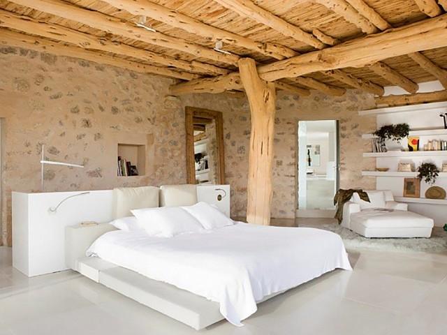 Dormitorio amplio con bañi en suite