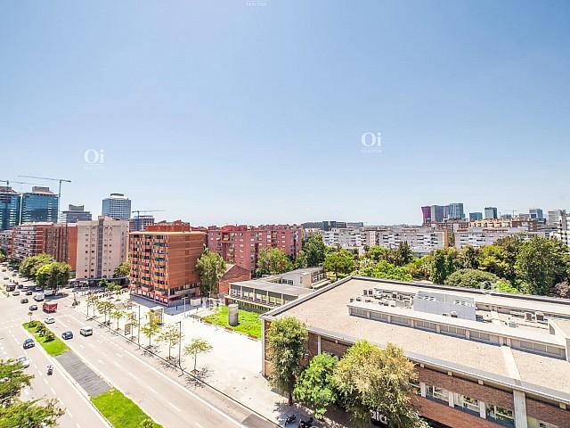 Ref. 63278 - Ático en Alquiler en La Marina del Port, Barcelona.