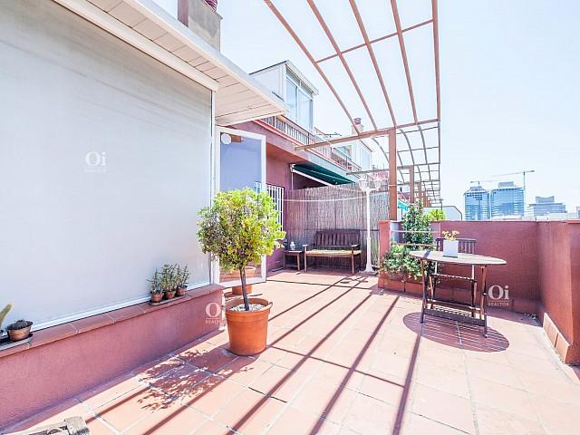 Пентхаус в аренду в Ла Марина дель Порт, Барселона.