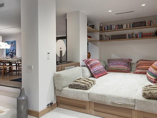 Dormitori a la planta baixa