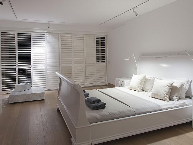 Dormitori amb armaris