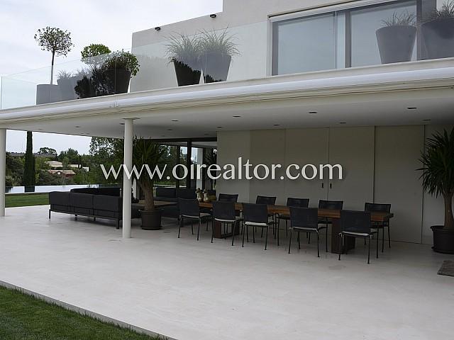 在马德里La Moraleja出售的房屋