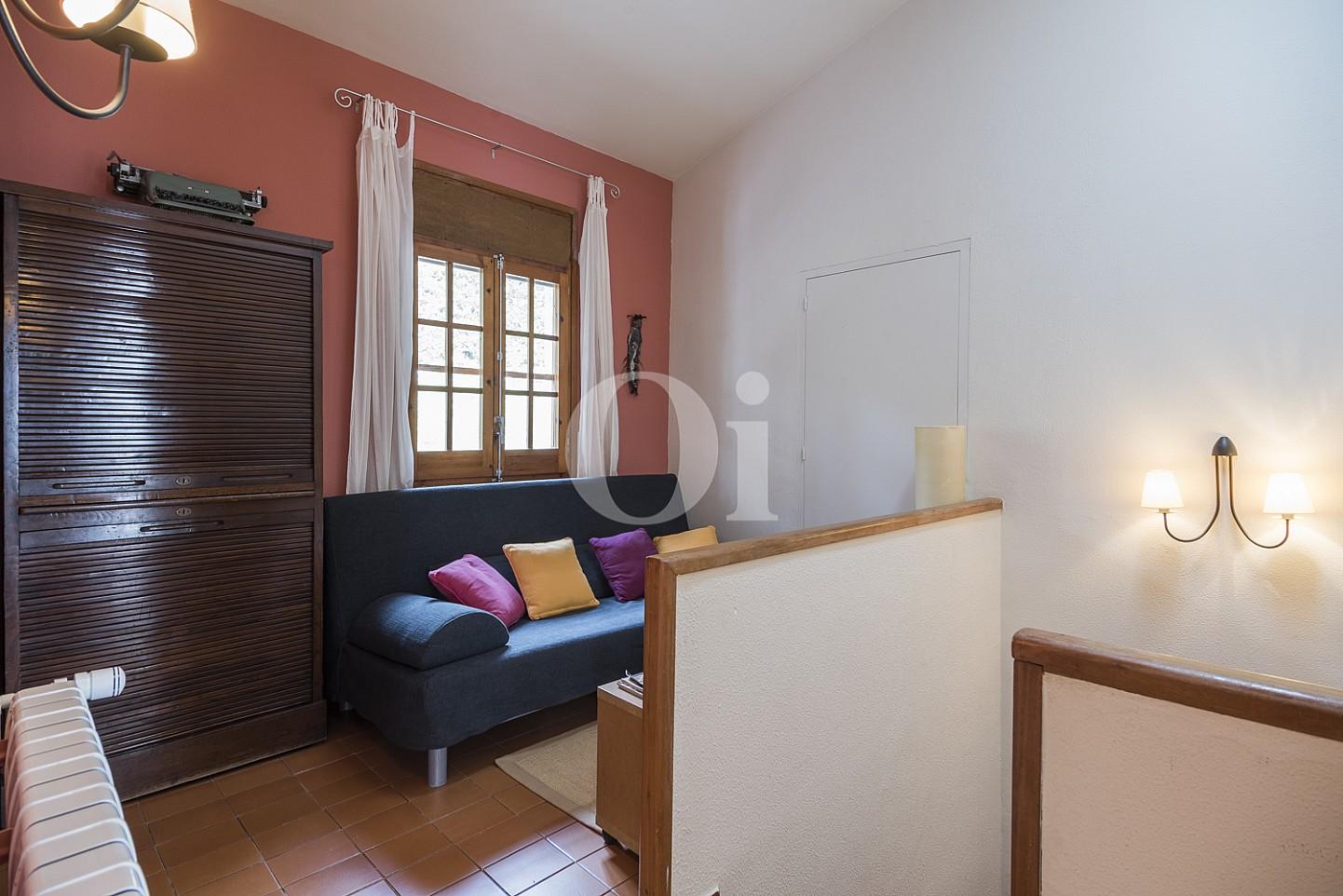 Гостиная дома на продажу в Сант Висенс де Монтальт