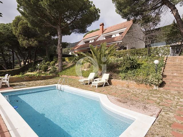 Excel.lent casa unifamiliar a Sant Vicenç de Montalt, Maresme