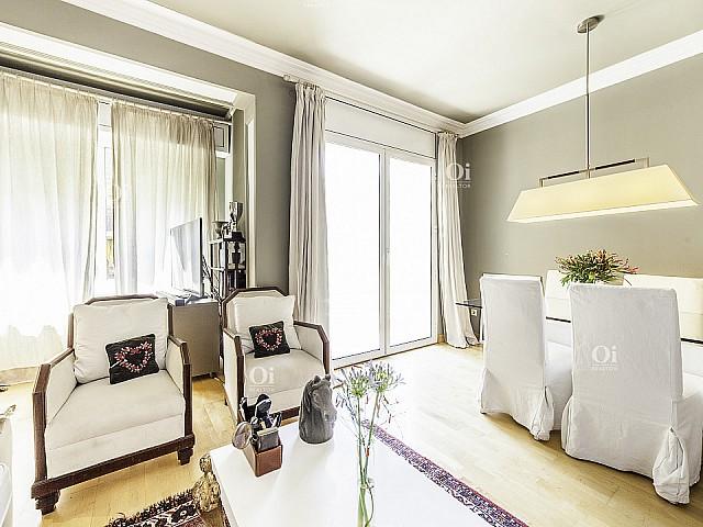 Ref. 63309 - Precioso piso en venta para entrar a vivir en Les Corts, Bar..