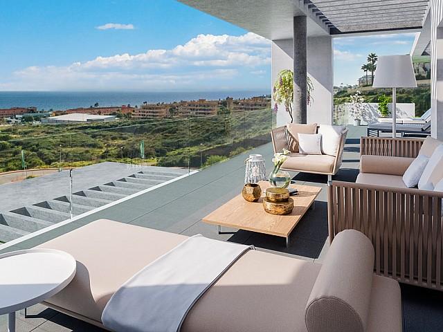 آپارتمانهای فروشی جدید در Cala de Mijas، مالاگا
