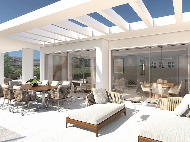 Appartements de nouvelle construction à vendre à Casares, Málaga