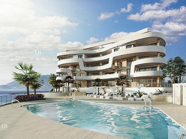 Wohnungen zum Verkauf von Neubau in Mijas Costa