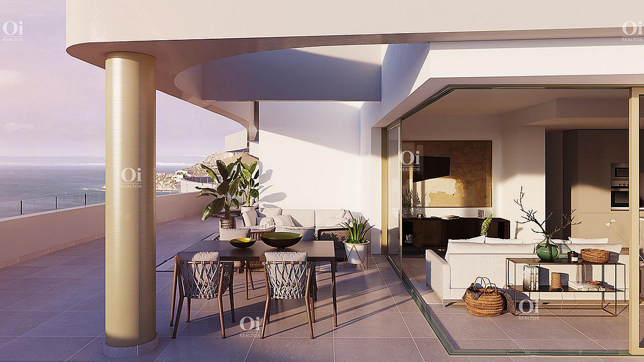 Квартиры для продажи нового строительства в Михас Коста