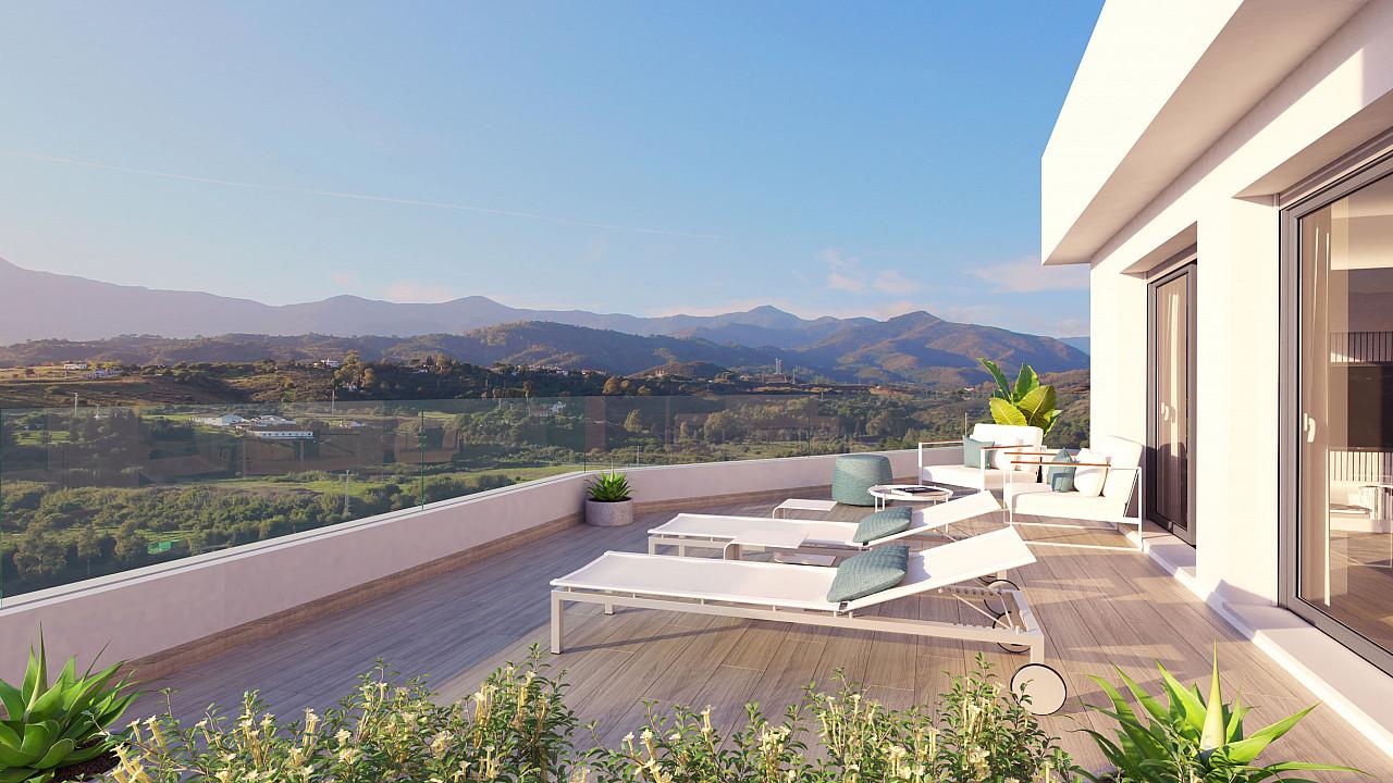 Новое здание на продажу в Эстепона, Малага