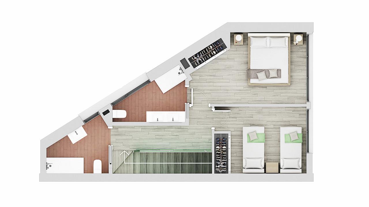 Смежный дом Новое строительство на продажу в Эстепона, Малага