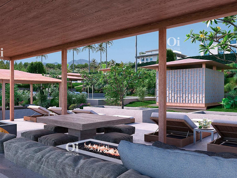 Новое строительство квартиры в Михас Коста, Малага