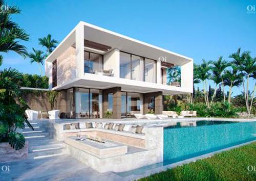 Новые строительные виллы на продажу в Эстепоне, Малага
