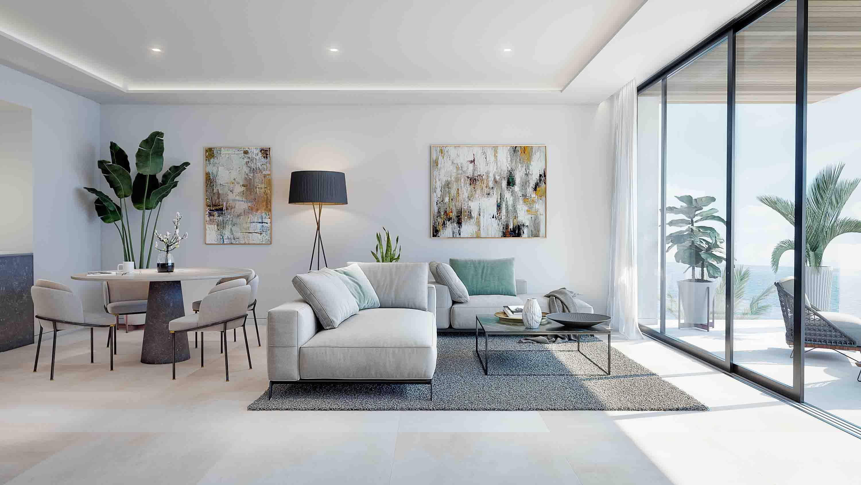 Новые квартиры на продажу в Фуэнхирола, Малага