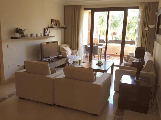 Apartamento en Venta en The Golden Mile, Marbella, Malaga